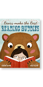bears buddies reading