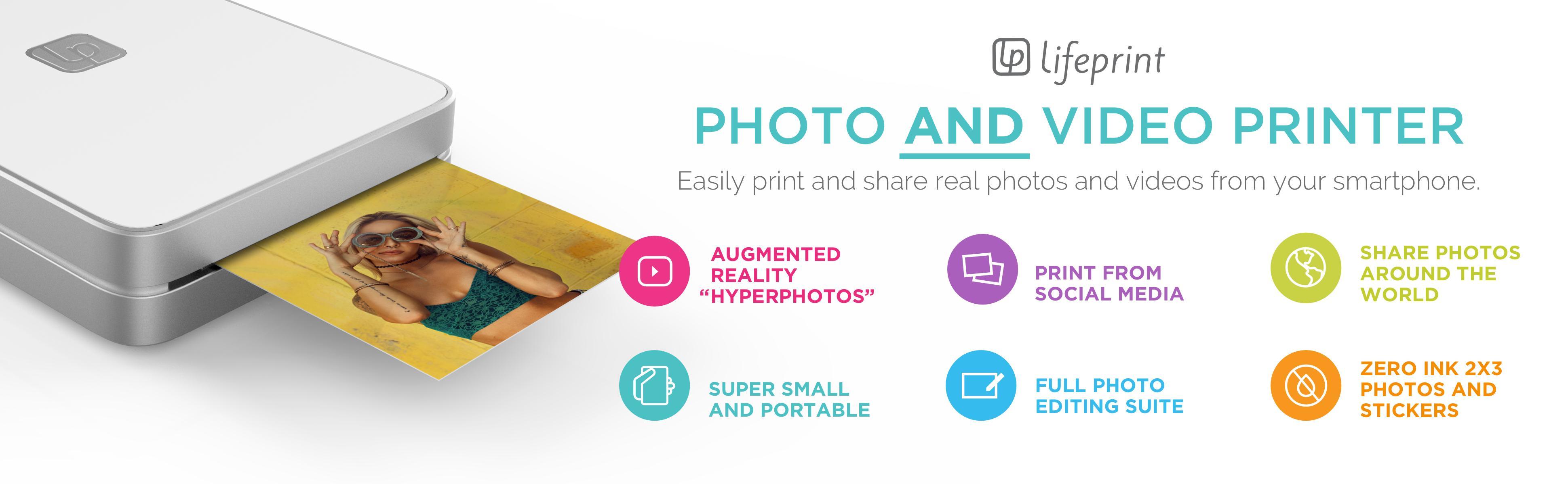 how to use lifeprint printer