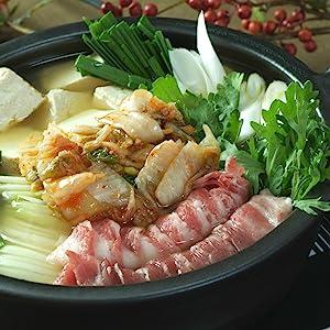 甘酒キムチ鍋