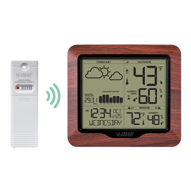 Amazon Com La Crosse Technology 308 1417bl Backlight