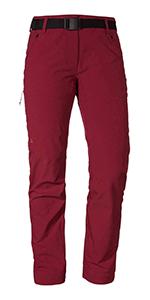 Schöffel Talibun - Pantalones para mujer (talla L)