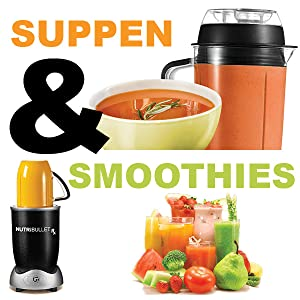 NutriBullet Rx Smoothies