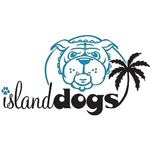 Island dogs, novelty, gift, novelty gift, giant mug, wake and bake