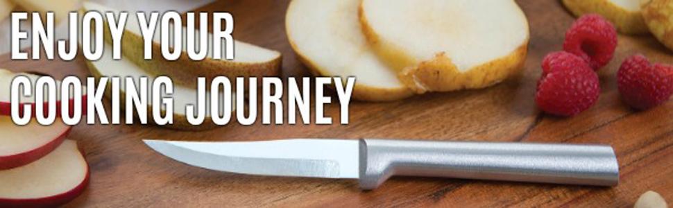 Rada Cutlery Meal Prep 4-Piece Paring Knife Gift Set