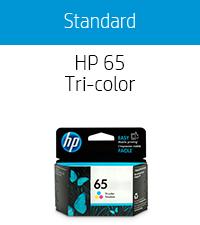 1 ink cartridge: Tri-color