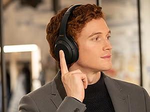 Sony WH-1000XM4, WH1000XM4, 1000XM4, casque bluetooth, casque sans fil, contrôle au bout des doigts