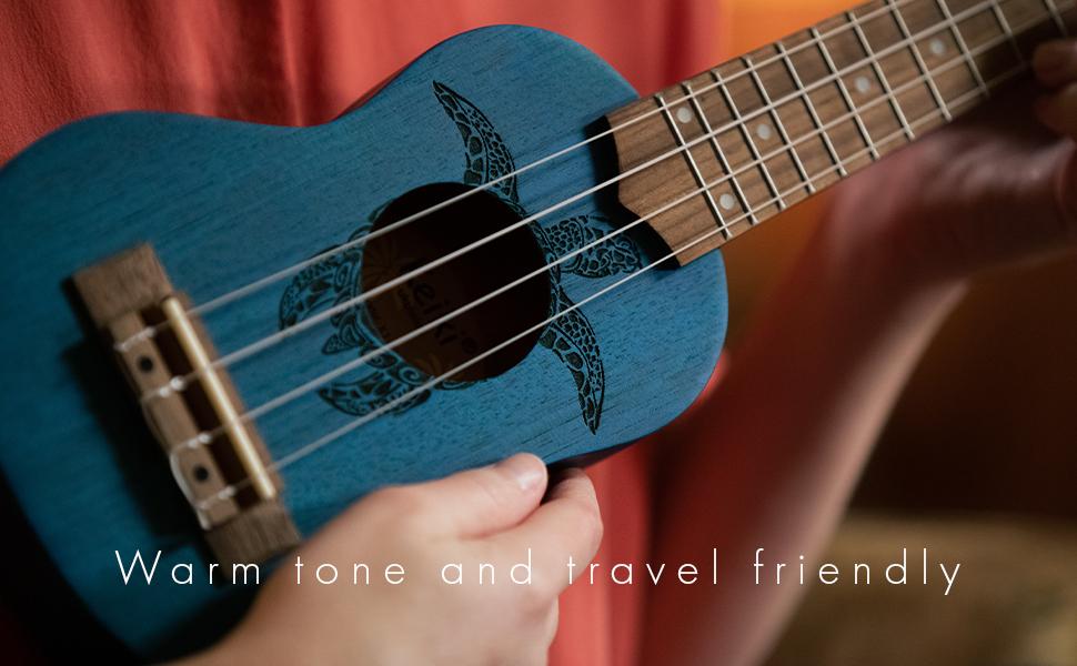 small ukulele