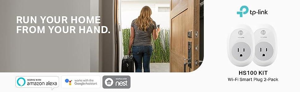 hs100kit smart home wemo