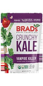 crunchy kale vampire killer
