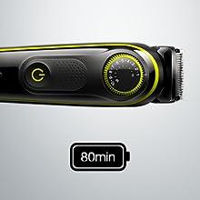 Langdurig batterijvermogen