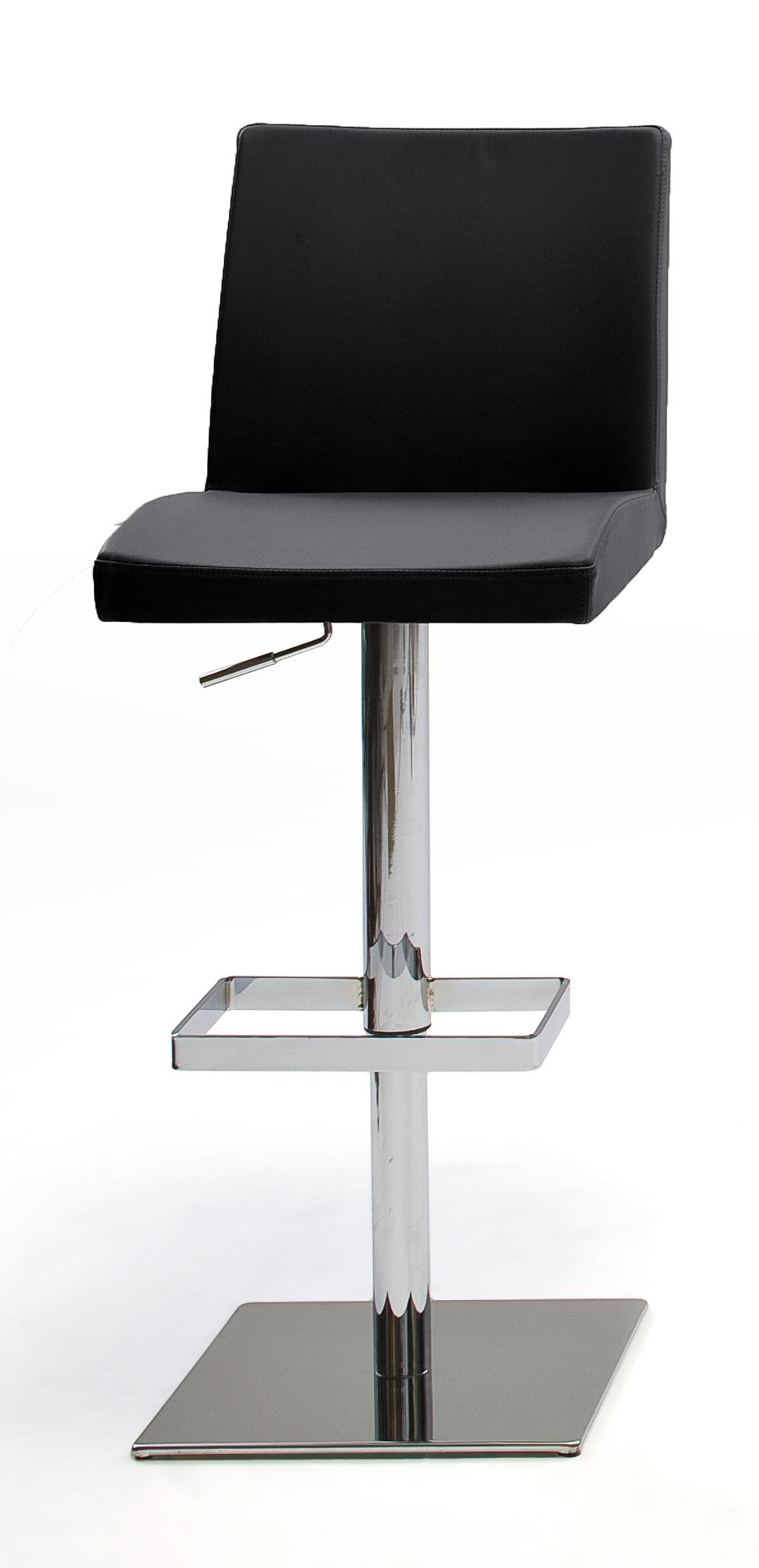 Robas lund stuhl barstuhl barhocker vigo schwarz for Barhocker 92 cm