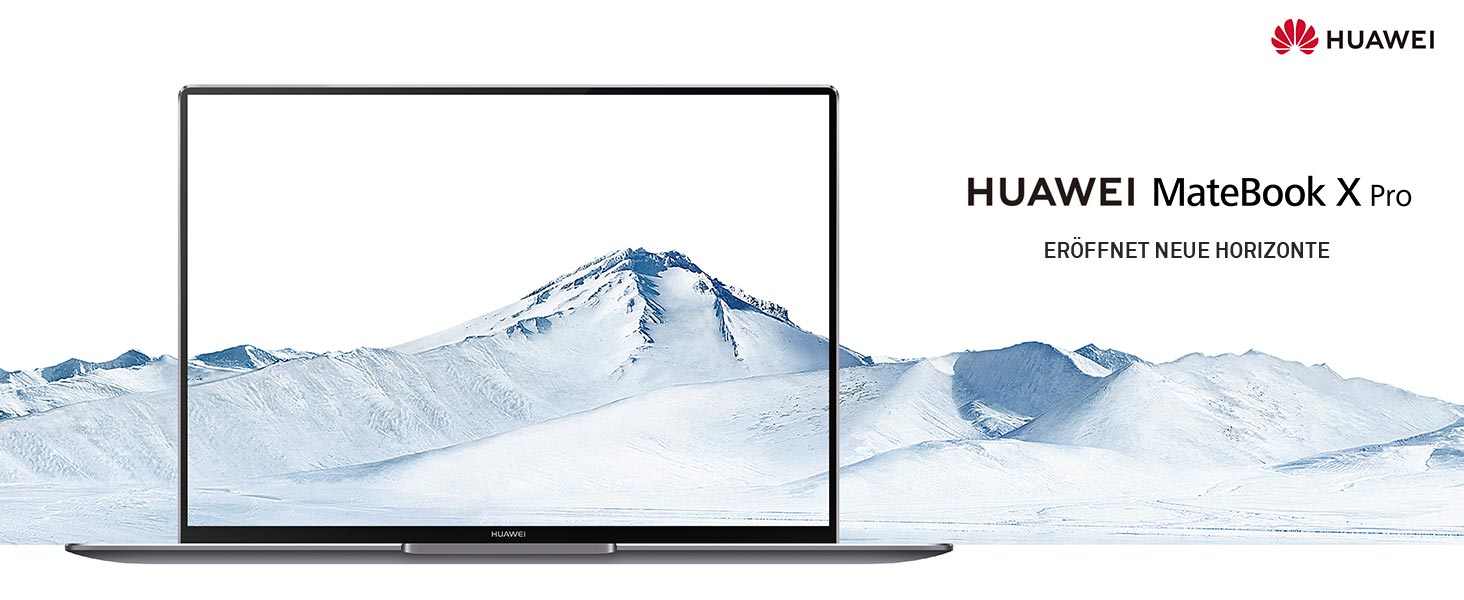 Huawei Matebook X Pro, Eröffnet neue Horizonte
