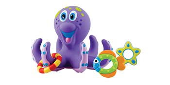 nuby, juguete para bebes