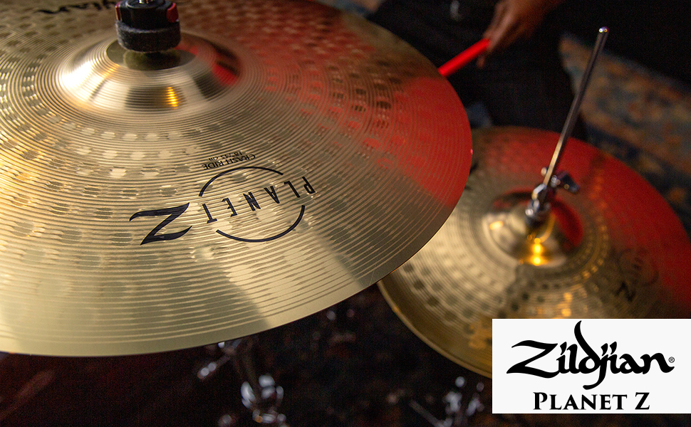 zildjian, planet z, pack, bundle, beginner, starter, bundle, deal, pro, professional, quality