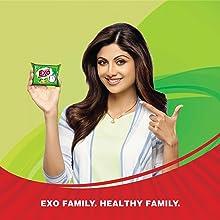 Exo Family. Healthy Family