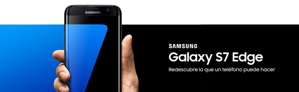 Samsung Galaxy S7 Edge 32GB SM-G935F NFC LTE: Amazon.es: Electrónica