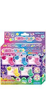 ぷにジェル専用カラージェル5パックセット ベーシックカラー