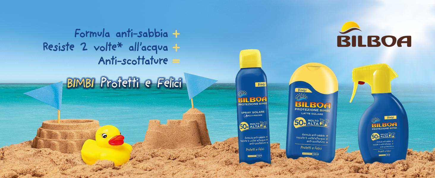 protezione Biloba anti-scottature resistente anti-sabbia resistente all'acqua