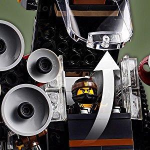 LEGO Ninjago - Robot sísmico (70632): Amazon.es: Juguetes
