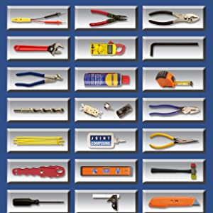 organization in kitchen stiks auto mechanic graphic magnetic 1238