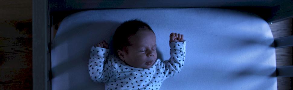 Babymoov hygro plus humidicateur ultrasonic silencieux Hygrometrie chambre bebe