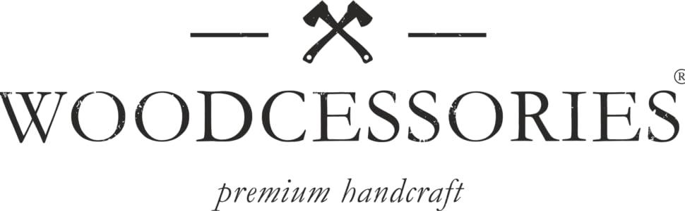 woodcessories logo produkt brand apple holz Natur bambus Kirsche stein schiefer premium design fsc