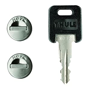 Thule Lock Cylinders, thule lock core, thule locking system, replacement lock cores, anti theft lock