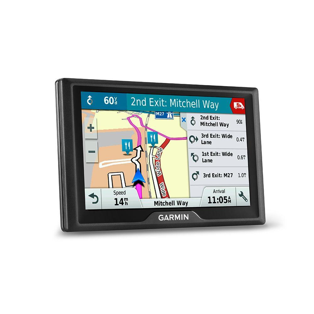 Updates: Garmin Drive 51LMT-S 5-inch Sat Nav With Lifetime Map