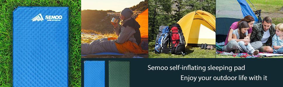 lightweight camping pads