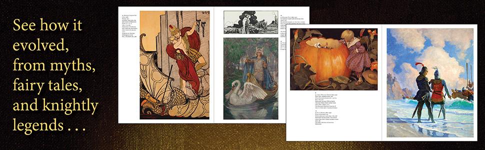 enchanted, fantasy art, knight, king arthur
