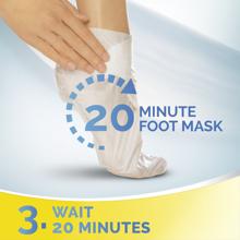 Soft;smooth;feet;sock;hydration;hydrate;moisture;dry;mask;moisturising