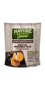 NatureRaised Farms Gluten-Free Grilled Chicken Breast Strips, 12 oz