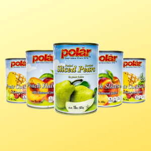 Polar Canned Fruit All Natural Juice