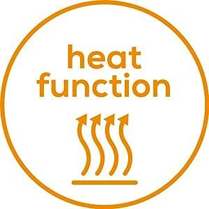 Mtt zusätzlicher Licht- und Wärmefunktion