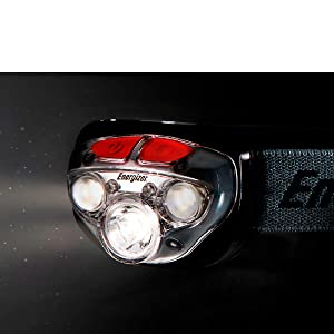 Get to know the comfortable, hands-free light of Energizer Headlamps.