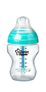 Advanced Anti colic, bottle, baby bottle, tommee tippee