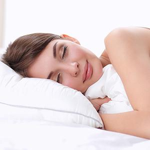 expérience de dormir avec un oreiller viscoélastique