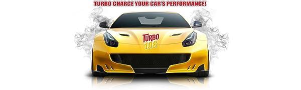 Turbo 108 Logo