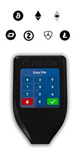 Trezor T - Hardware Wallet