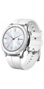 Huawei horloge zit elegant; slank; chic; horloge; smart; smartwatch
