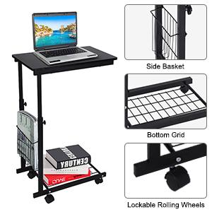 laptop rolling cart