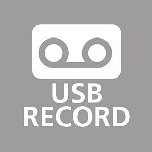 USB-record