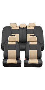 beige seat covers for truck