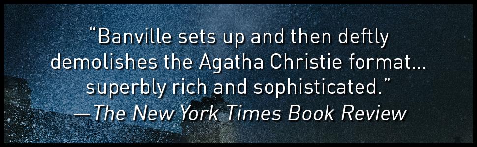 john banville snow booker prize winner irish detective fiction sleuth procedural mystery thriller