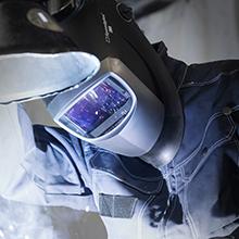 La mejor máscara de soldadura, Casco de soldadura de última tecnología, máscara de seguridad