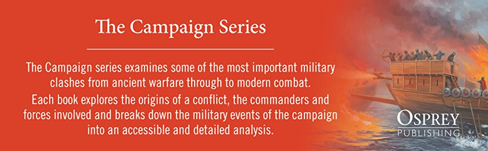 military history;campaign;Osprey