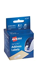 Avery Thermal Shipping Labels