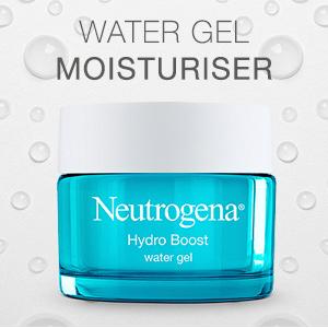 Hydro Boost Set pro péči o pleť Režim obličeje Krok za krokem Hydratační krém s kyselinou hyaluronovou