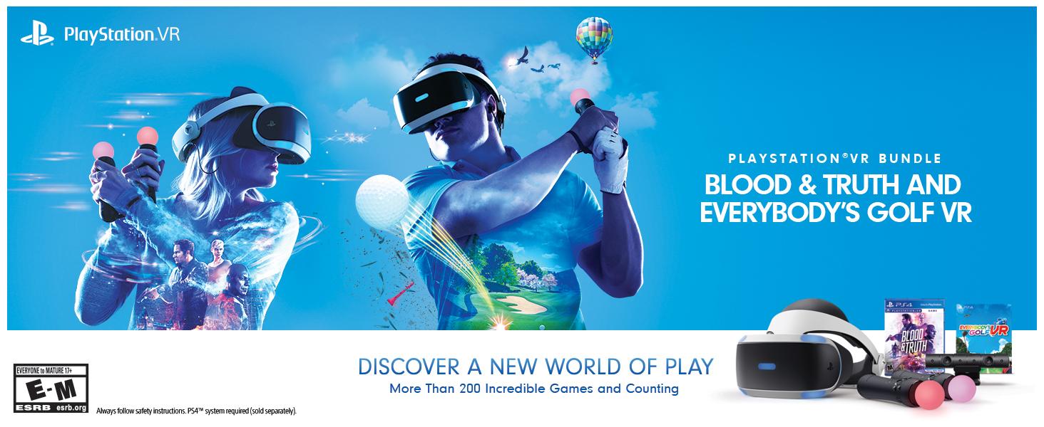 Amazon.com: PlayStation VR - Borderlands 2 and Beat Saber ...