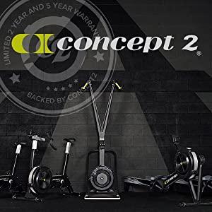 Concept2 BikeErg SkiErg Rower